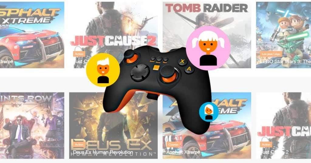 Orange prepara una plataforma de videojuegos en su televisión
