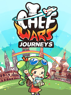 Chef Wars Journeys 12