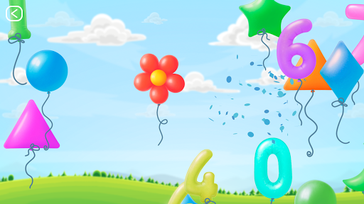Balloon Pop for toddlers. Learning games for kids 1.9.2 Screenshots 11
