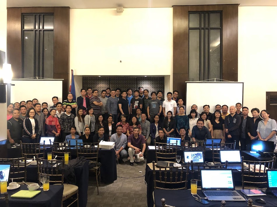 Participants and organizers of the GIS Consultation