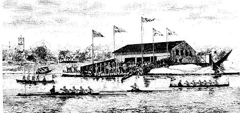 Photo: 1884 Københavns Roklub.