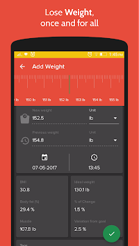 download health fitness tracker with calorie counter apk latest