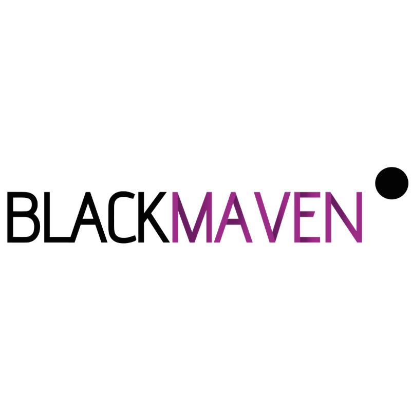 Black Maven CIC logo