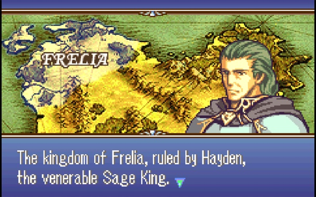 Fire Emblem The Sacred Stones Game