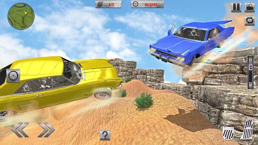 Car Crash Simulator & Beam Crash Stunt Racing SG 1.1 screenshots 7