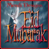 Mehndi Eid Designs 2015
