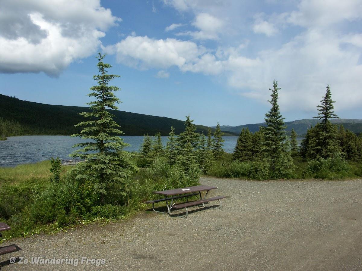 USA Alaska Itinerary 7 Days // Denali National Park Wonder Lake