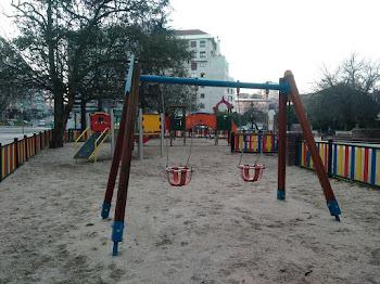 Parque Infantil Praza de Eugenio Fadrique