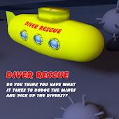 Diver Rescue Submarine