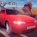 Auto Hooligans: Extreme Stunt Racing icon
