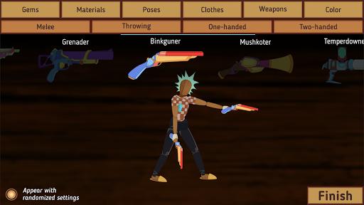 Ragdoll Shooter SoulBough 0.96.6.2 screenshots 6