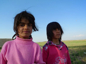 Photo: Children from Rashkin village, South Kurdistan (Iraq), 2011