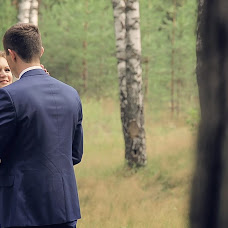 Wedding photographer Andrey Lagunov (photovideograph). Photo of 19.11.2016
