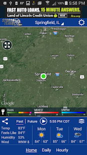WICS WX- screenshot thumbnail