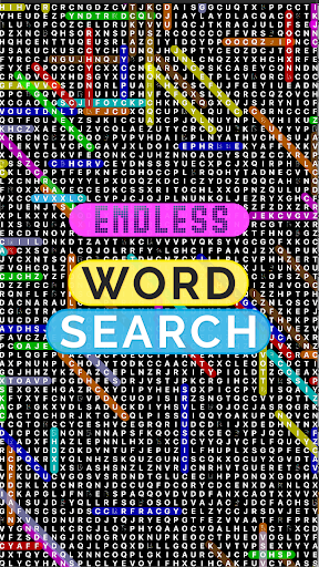 Endless Word Search 1.9 screenshots 4