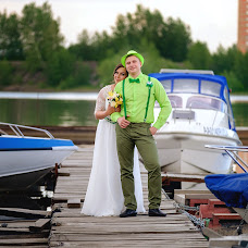 Wedding photographer Dmitriy Peshekhonov (fotoGRAF1982). Photo of 14.06.2017