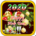 New Year Photo Frames 2020 icon