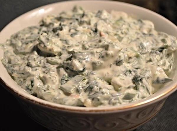Amazing Spinach Dip Recipe