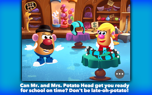Mr. Potato Head: School Rush- screenshot thumbnail