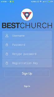 Best Church - náhled