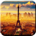 Paris Timelapse Live Wallpaper