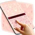 Girly Pink Keyboard Theme icon