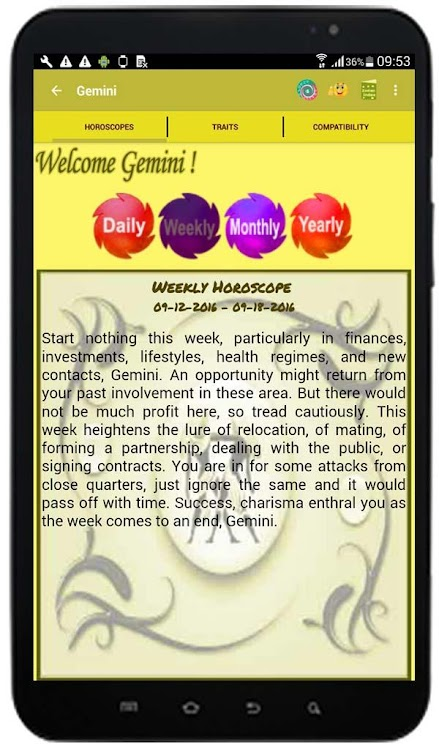 Gemini – (Android Apps) — AppAgg