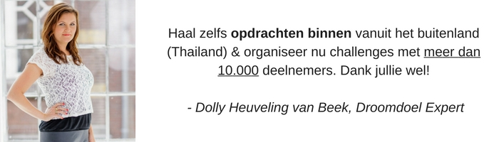 Dolly 10.000 challenges