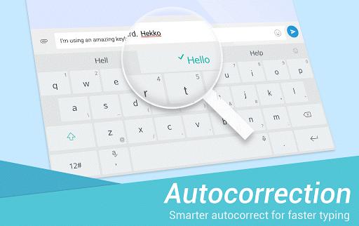 TouchPal Keyboard - Cute Emoji screenshot 7
