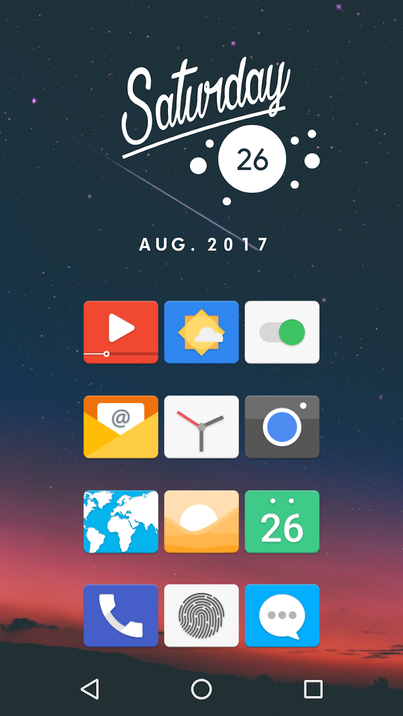 Card UI - Material Cards Icon Pack Screenshot