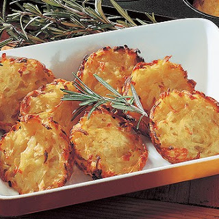 Individual Oven-baked Rosti.