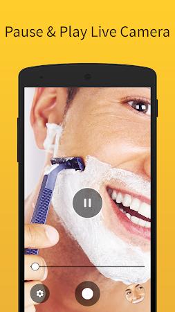 Mirror Mustache Makeup Selfie 1.1 screenshot 5337