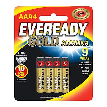 Pila EVEREADY GOLD AAA x4und
