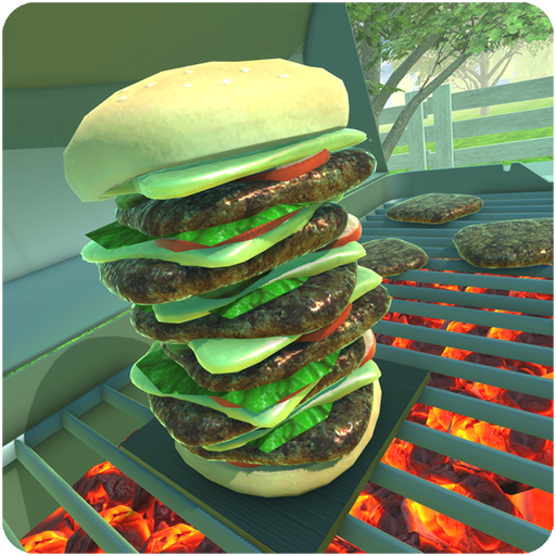 Mr. Hamburger Tower Builder 2 休閒 App LOGO-硬是要APP
