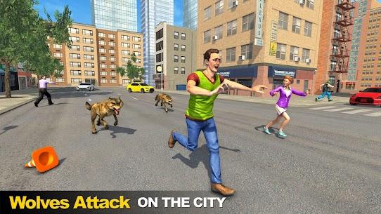 Police Dog vs Wild Wolves 6