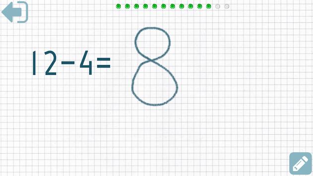 Download Zweite Klasse Mathe - Subtraktion Apk Latest Version Game ...
