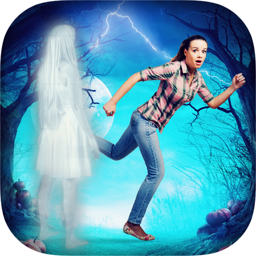 Ghost Camera - Ghost in Photo Icon