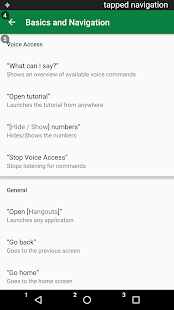 Voice Access(Unreleased)- スクリーンショットのサムネイル