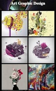 Art Graphic Design - náhled