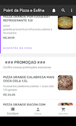 Point da Pizza e Esfiha APK screenshot thumbnail 2