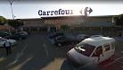 Exterior del Carrefour de la Avenida del Mediterráneo.