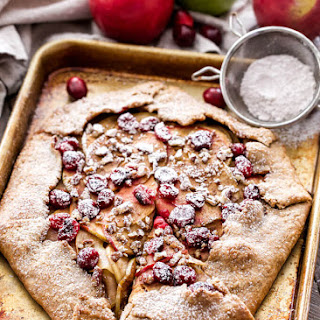 Cranberry Galette Recipes