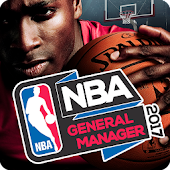 NBA General Manager 2017 - Mobile basketball game
