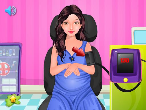 玩免費休閒APP|下載妊娠中のネイルサロンのゲーム app不用錢|硬是要APP