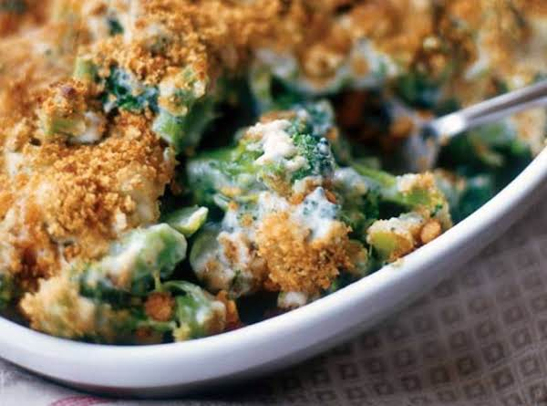 Broccoli Gorgonzola...great Hot Or Chilled!