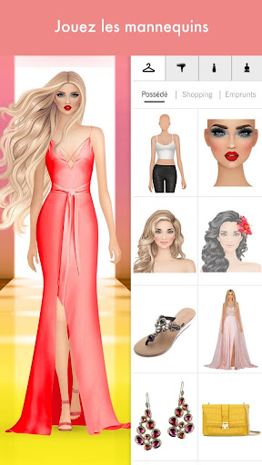 Covet Fashion : Le jeu de mode  captures d'écran 2