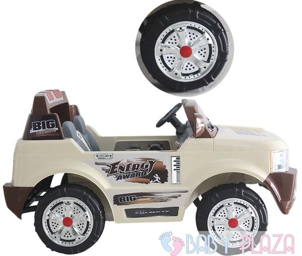 Xe hơi điện trẻ em JJ205 11