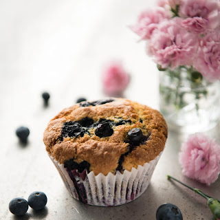 Moist Vanilla Muffins Recipes