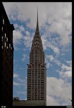 Photo: Chrysler Building.