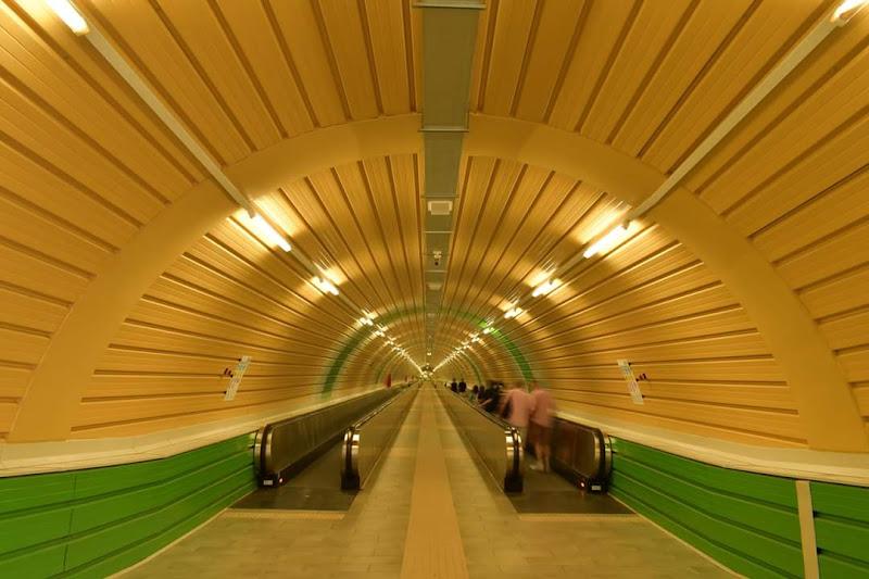 Il tunnel di Andre76